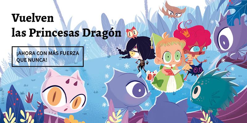 Princesas Dragón 11. Los siete fuegos