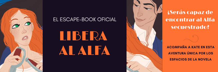Escape book El asesino de Alfas