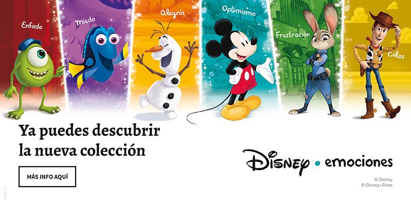 Disney Emociones