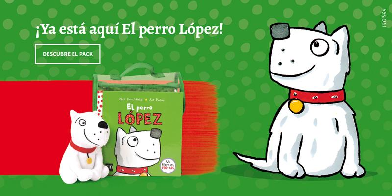 Pack de El perro López
