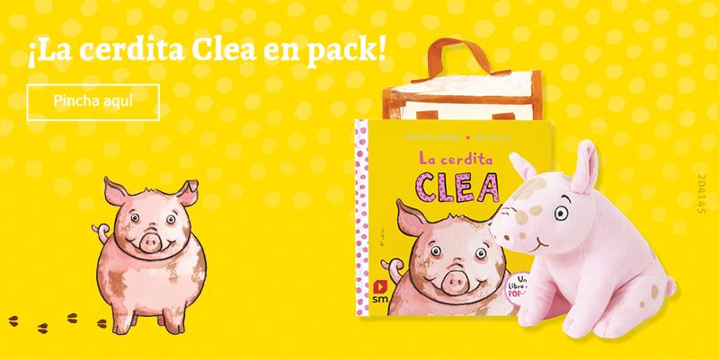Pack Cerdita Clea