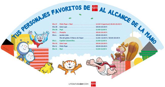 Feria del Libro de Madrid 2016