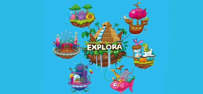 Islas Proyecto Explora