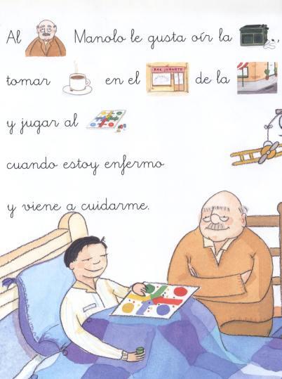 Resultado de imagen para libros infantiles con imagenes para completar palabras