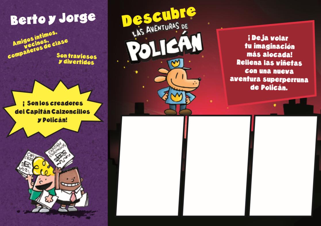 Policán - comic