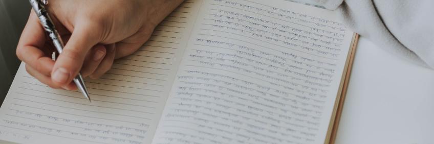 4 ejercicios de escritura creativa para hablar de amor