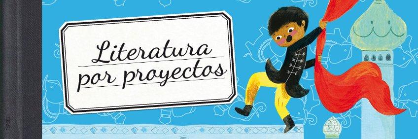 Literatura por proyectos