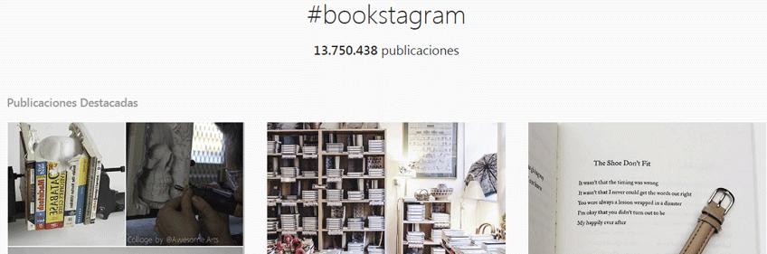 Bookstagram o cómo fomentar la lectura a través de la imagen