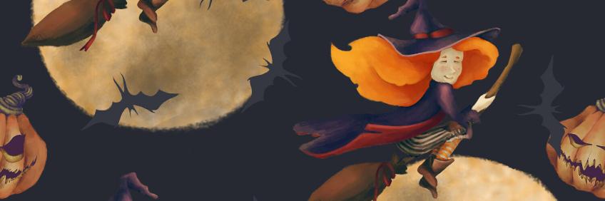 ¡Abracadadabra: Libros de brujas!