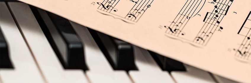 Libros con música