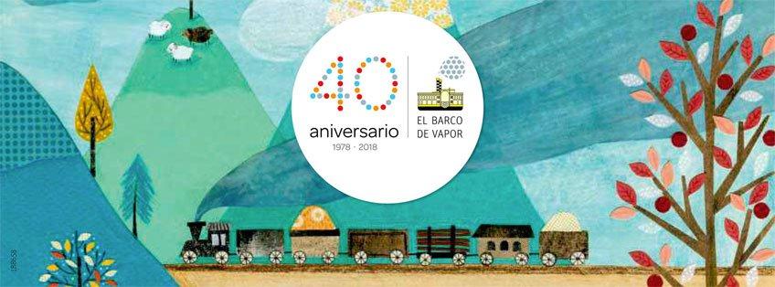 40 aniversario de El Barco de Vapor