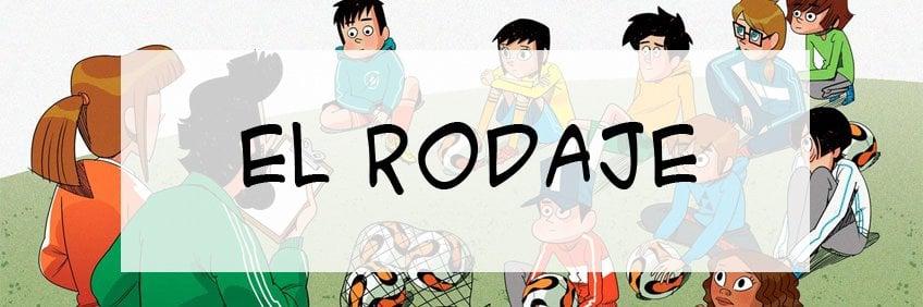Comienza el rodaje de Los Futbolísimos