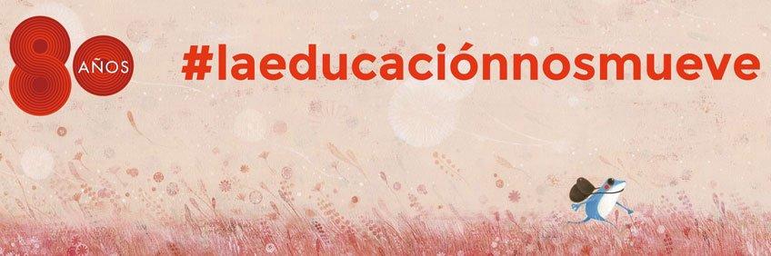 La educación nos mueve