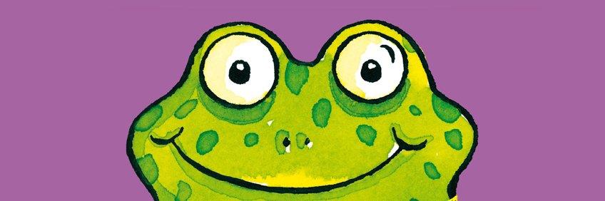 Llega la rana Ramona! | Literatura Infantil y Juvenil SM