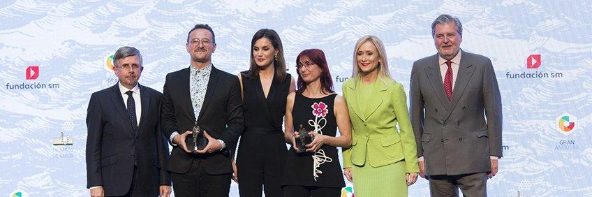 Premios El Barco de Vapor 2018