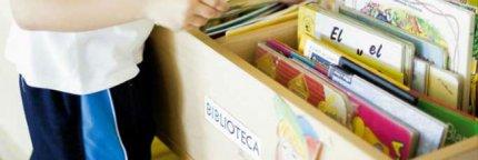 Cómo organizar la biblioteca infantil