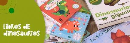 ¿Me lo lees otra vez? Libros de dinosaurios