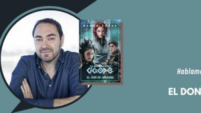Entrevista a Nando López, autor de El don de Ariadna