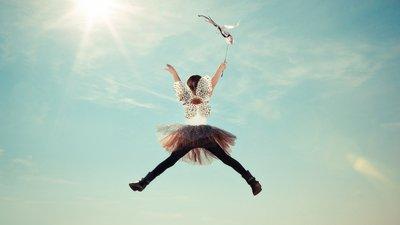 Deja volar tu imaginación