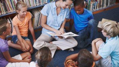 Contagia el virus de la lectura en tu aula