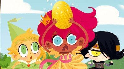 Princesas Dragón