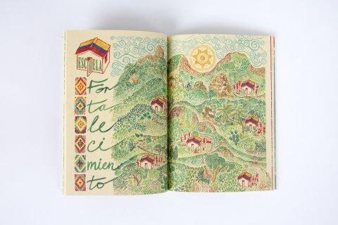 Cuaderno ilustrado solidario