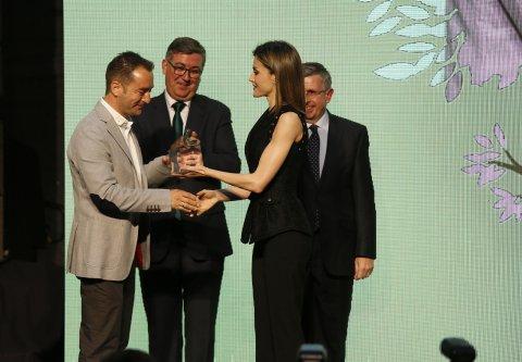 Entrega del Premio Gran Angular 2016