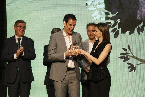 Entrega del Premio El Barco de Vapor 2016