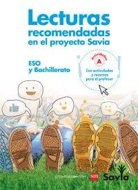 Lecturas recomendadas Proyecto Savia - ESO y Bachillerato